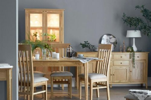 Belmont Oak Dining Collection